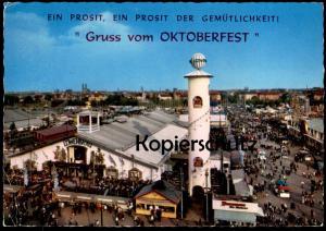 POSTKARTE MÜNCHEN Munich Oktoberfest Ansichtskarte AK postcard cpa