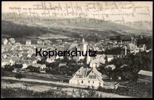 ALTE POSTKARTE HERBORN AUS DER KALLENBACH GESEHEN Totalansicht Total Gesamtansicht Ansichtskarte cpa postcard AK