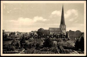 ALTE POSTKARTE ST. JOHANNISKIRCHE BILLERBECK postcard Ansichtskarte cpa AK