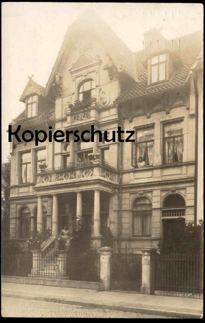 ALTE FOTO POSTKARTE HANNOVER KLEEFELD VILLA Haus Nr. 2 Ansichtskarte postcard cpa AK