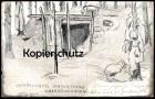 ALTE POSTKARTE MANNSCHAFTSUNTERSTAND OBERBÄRENBURG 1914 WWI mit Gott Bärenburg Altenburg Ansichtskarte AK postcard cpa