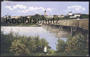 ALTE POSTKARTE ENNS KINDER CHILDREN ENFANTS 1915 OBERÖSTERREICH Österreich Austria Oesterreich Ansichtskarte postcard
