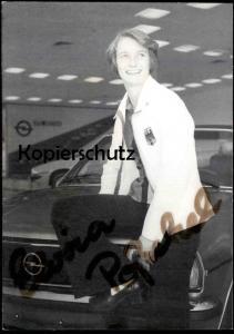 AUTOGRAMMKARTE ELVIRA POSSEKEL OLYMPIA 1976 MONTREAL LEICHTATHLETIK STAFFEL OPEL Autogramm Autograph Autographe