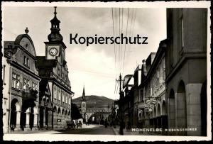 ALTE POSTKARTE HOHENELBE RIESENGEBIRGE OPTIKER KRAUS Vrchlabi Bezirk Königgrätz Sudeten Ansichtskarte postcard cpa AK
