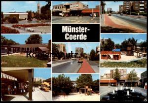 ÄLTERE POSTKARTE ORTSTEIL COERDE MÜNSTER IN WESTFALEN Ansichtskarte cpa postcard AK