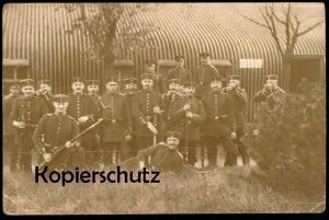 ALTE POSTKARTE CAMP ELSENBORN 1913 SOLDATEN LAGER Soldat barracks baraque military Ansichtskarte AK cpa postcard