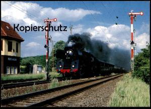 POSTKARTE DAMPFLOK 01 519 BEI VELPE Orientexpress locomotive à vapeur steam train cpa Ansichtskarte postcard AK