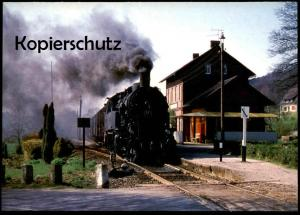 POSTKARTE DAMPFLOK 271 IN TECKLENBURG Tenderlok locomotive à vapeur steam train cpa Ansichtskarte postcard AK