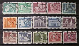 Briefmarken Freimarken DDR Sammlung