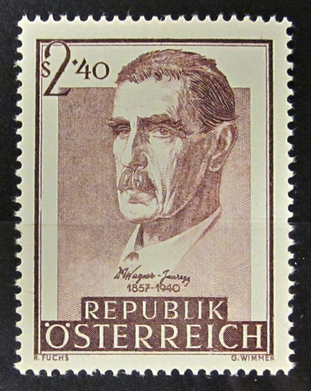 Briefmarken Österreich 1957 Ungebraucht gummiert Michel Nr. 1032