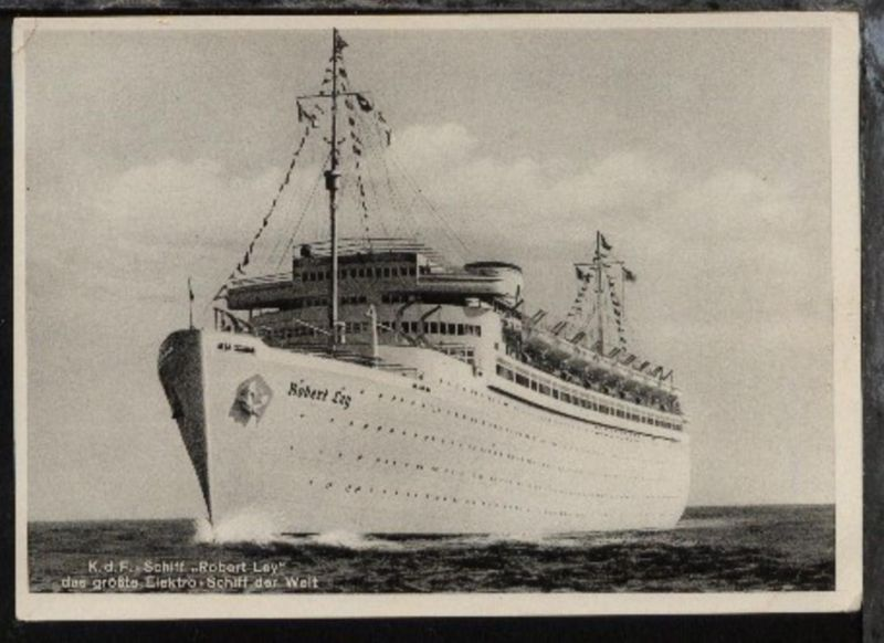 KdF-Schiff Robert Ley