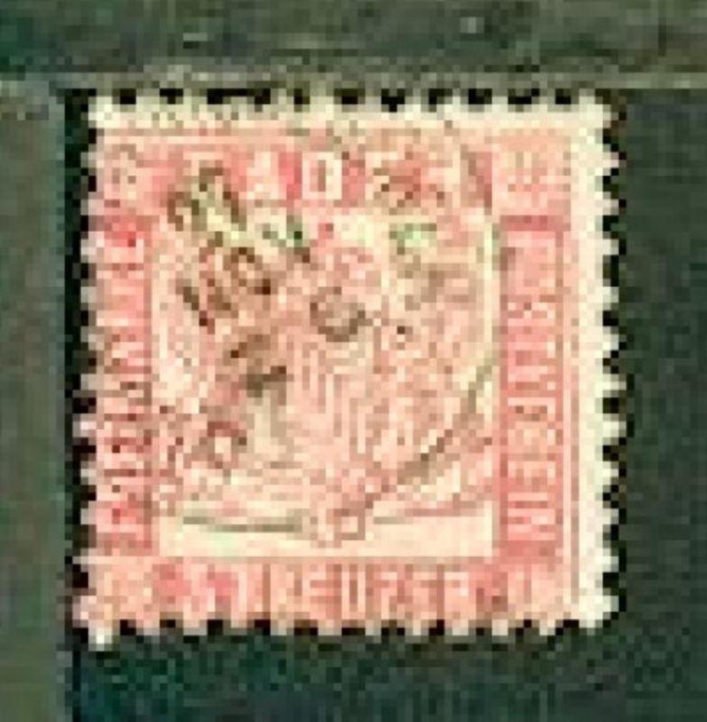 3 Kr. mit BpSt. STRASBURG-MÜHLACKER 27 NOV Z 6