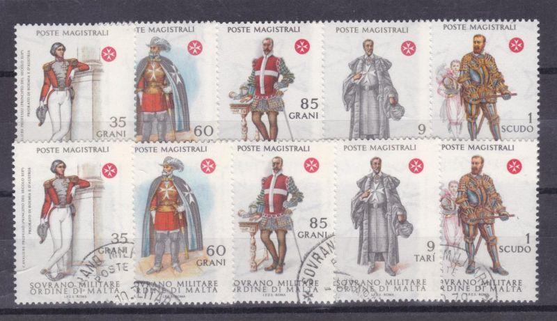 Malteserorden 1979 Alte Uniformen des Ordens, ** + o