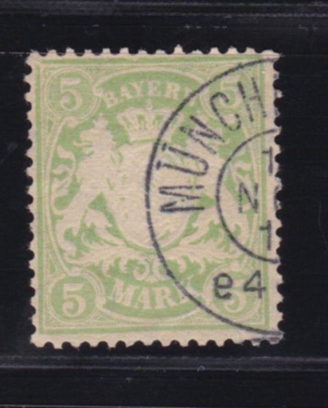 Wappen 5 Mark
