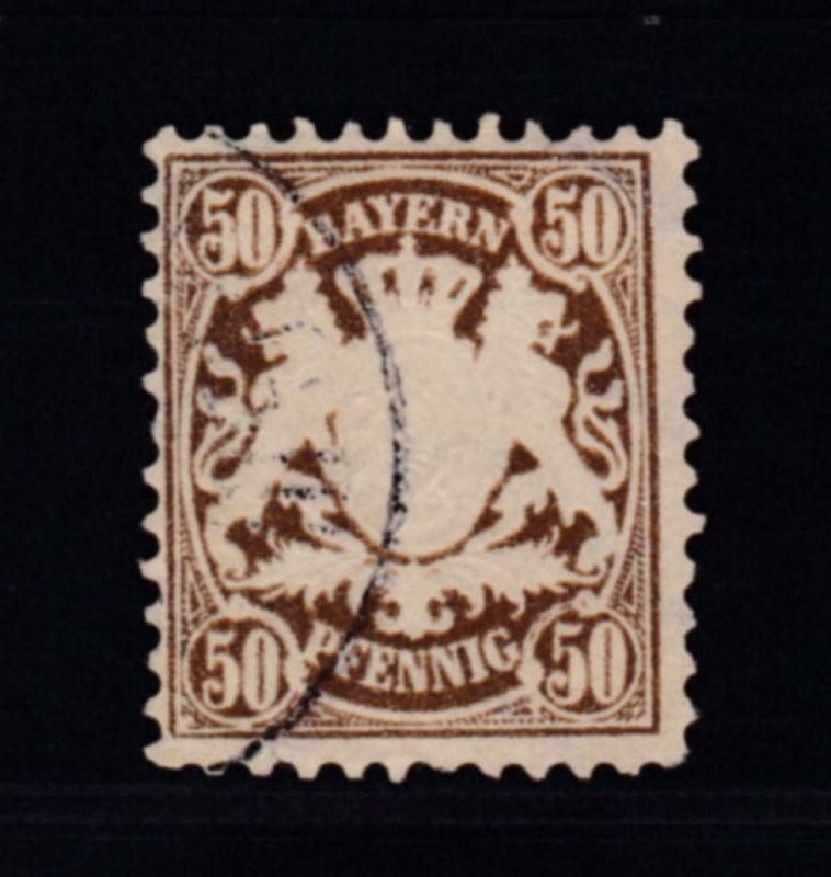 Wappen 50 Pfg.
