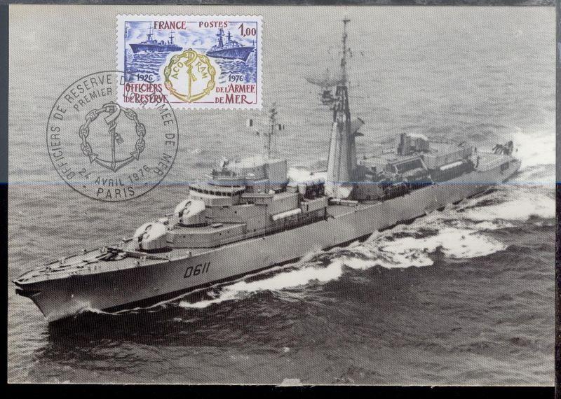 50 Jahre Nationale Vereinigung der Marine-Reserveoffiziere (ACORAM)