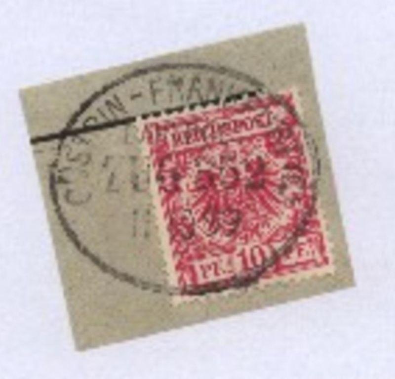 CÜSTRIN-FRANKFURT (O) ZUG 352 11.10.99 auf Bf.-Stück