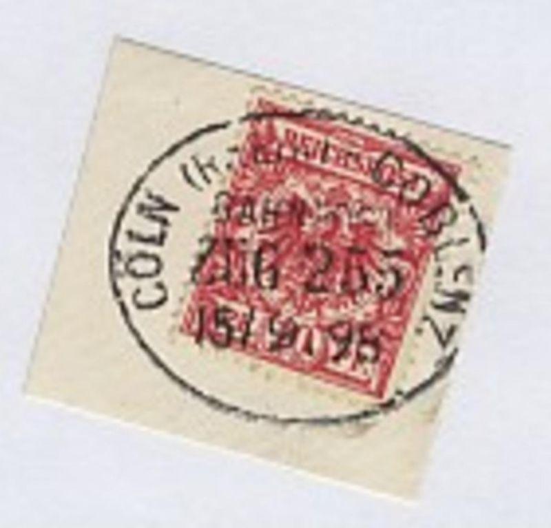 CÖLN (RHEIN)-COBLENZ ZUG 255 15.9.98 auf Bf.-Stück