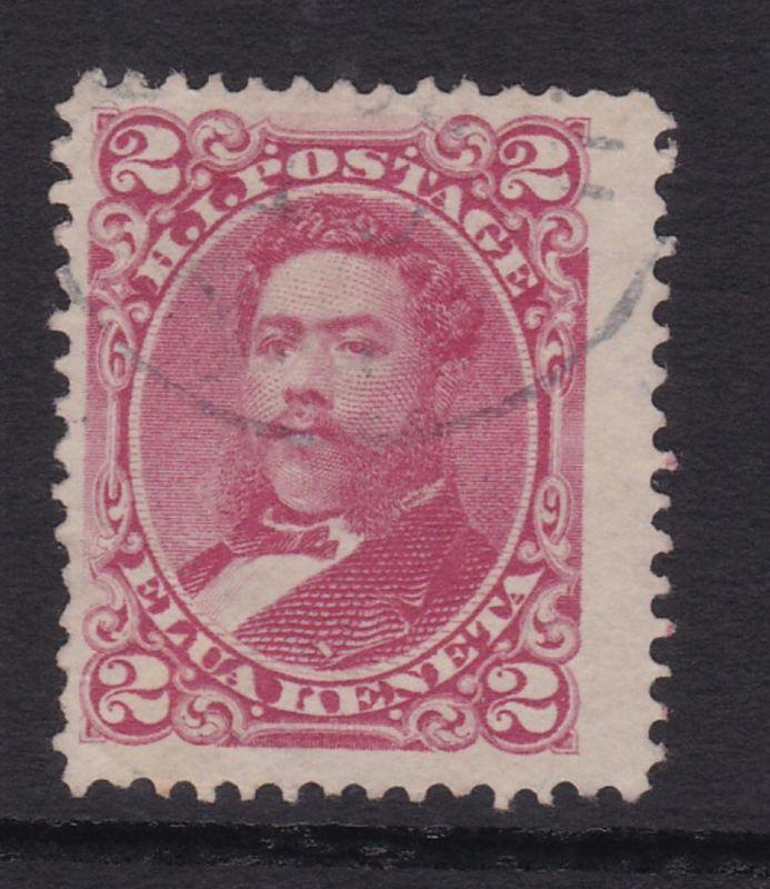 König Kalakaua I 2 P.