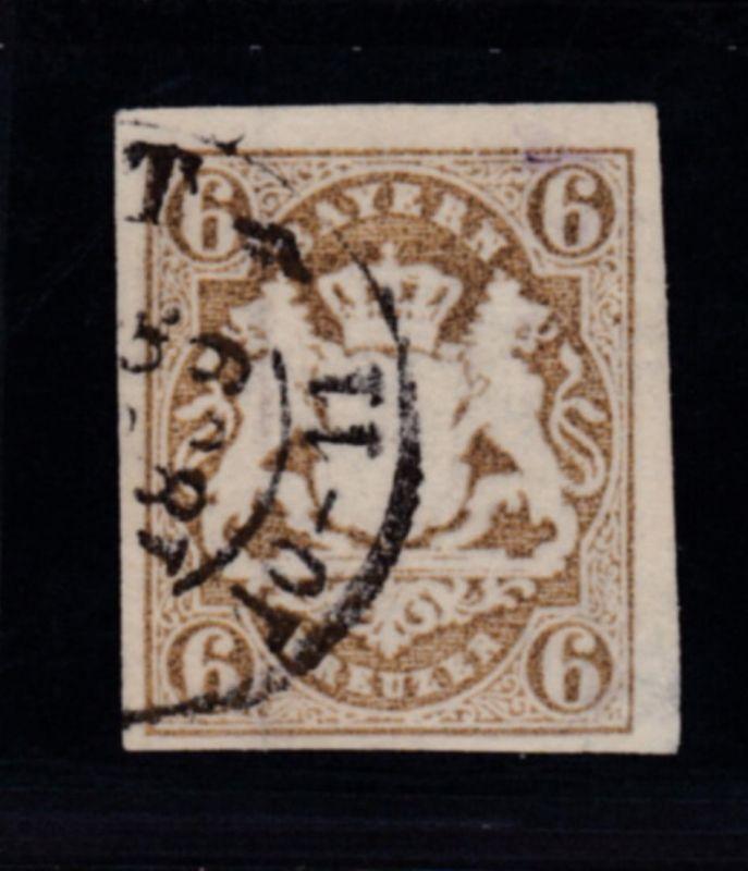 Wappen 6 Kr.