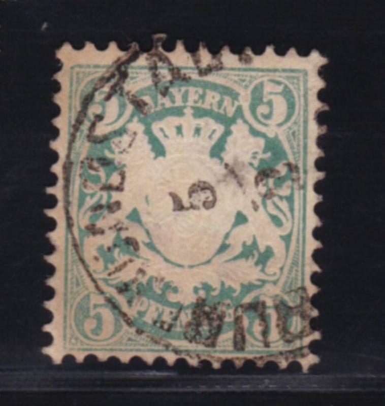 Wappen 5 Pfg.