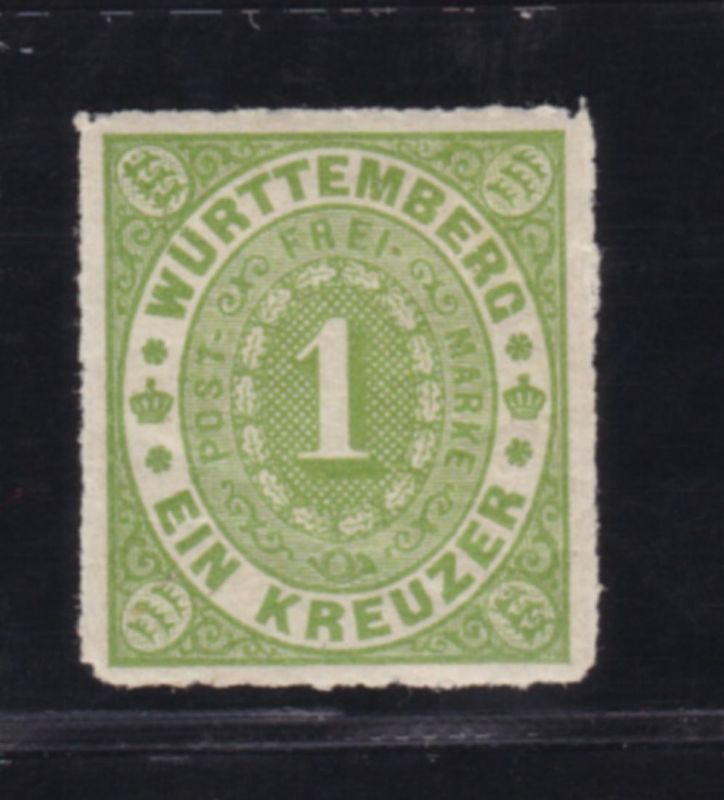 Ziffer 1 Kr., *