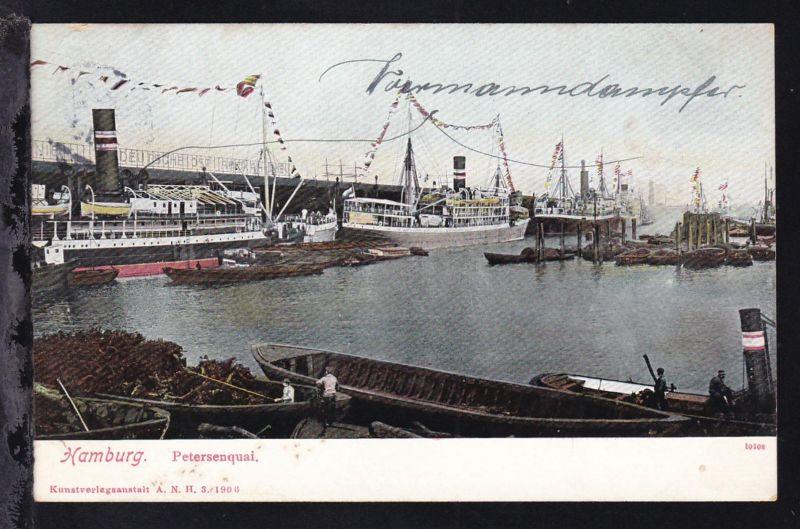 Hamburg Petersenquai