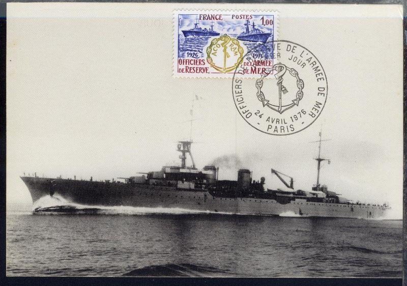 50 Jahre Nationale Vereinigung der Marine-Reserveoffiziere (ACORAM).