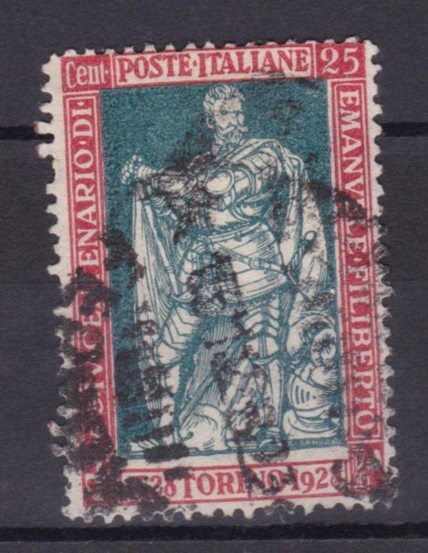 400. Geburtstag des Herzogs Philibert von Savoyen 30 Cmi gezähnt 14