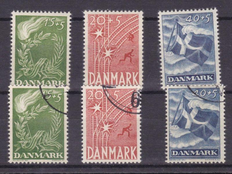 Dänischer Freiheitskampf, ** + o