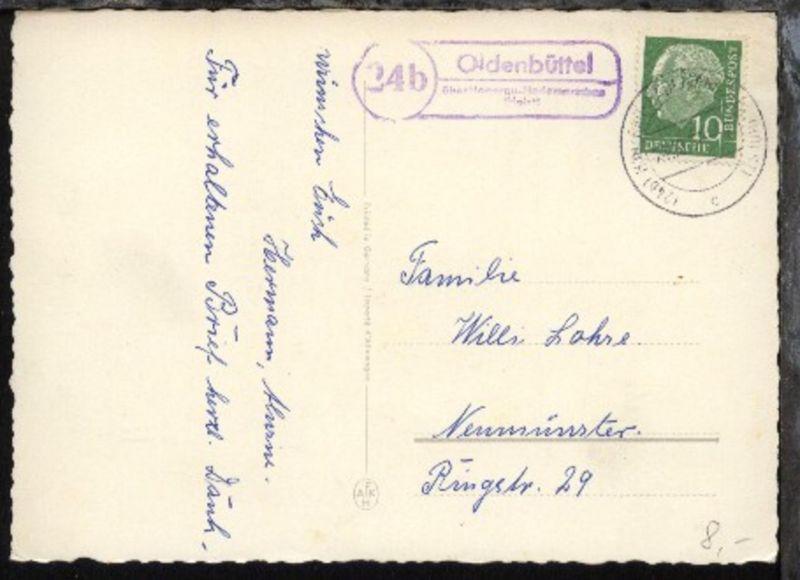 OSt. Hanerau-Hademarschen 24.12.57 + R3