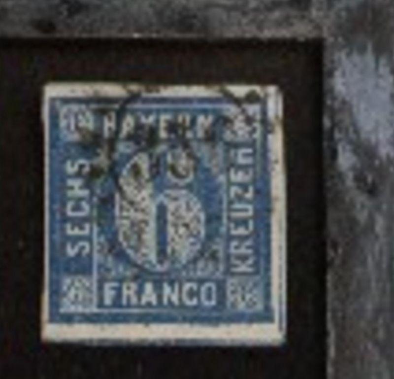 356 Nürnberg auf 6 Kr.