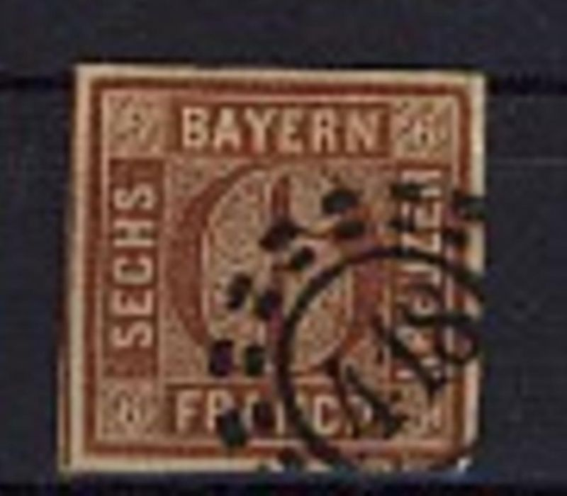 418 Regensburg auf 6 Kr.