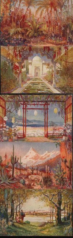 Berlin Gartenbau- und Blumenkunst-Jahrhundert-Ausstellung  Berlin 1922,