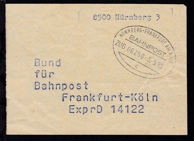 MÜnchen NÜrnberg Bahnpost Zug 213 25.11.26 Auf Ak Bahnpost 1 Marke Beschädigt