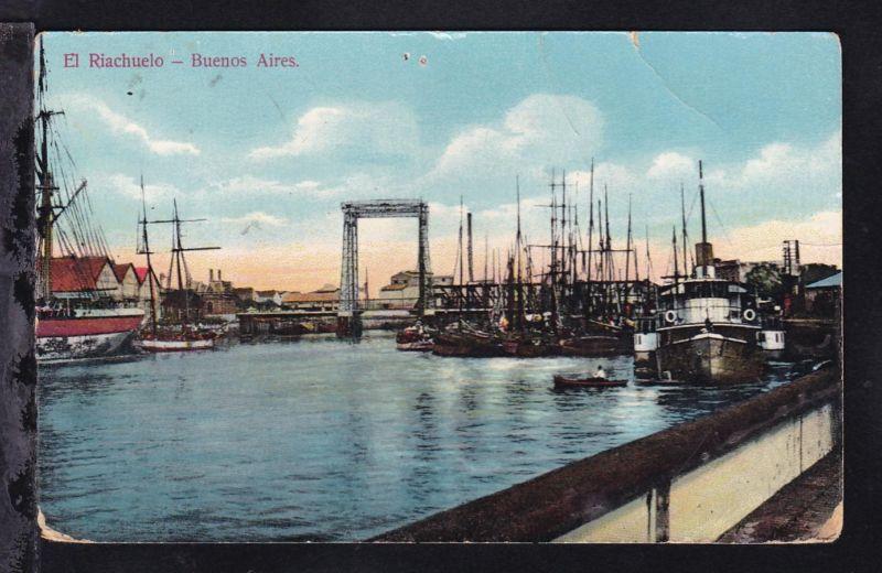 Buenos Aires (El Riachuelo), 1912