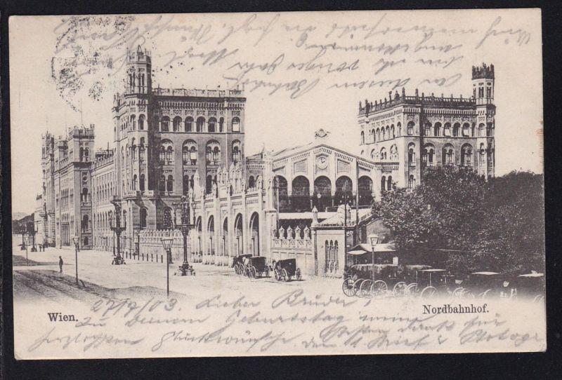 Wien Nordbahnhof