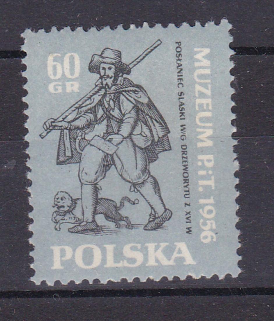 Eröffnung des Postmuseums in Breslau **