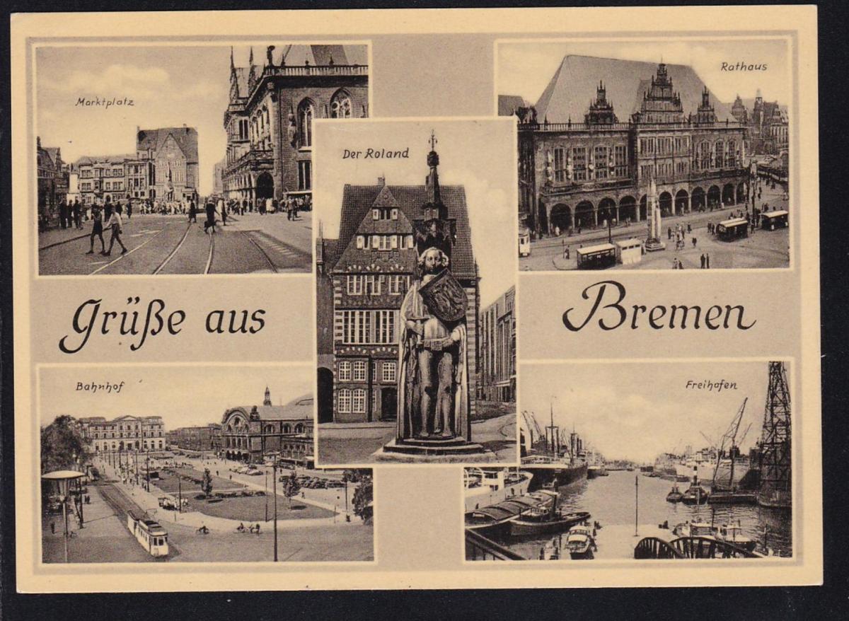 Grüße aus Bremen