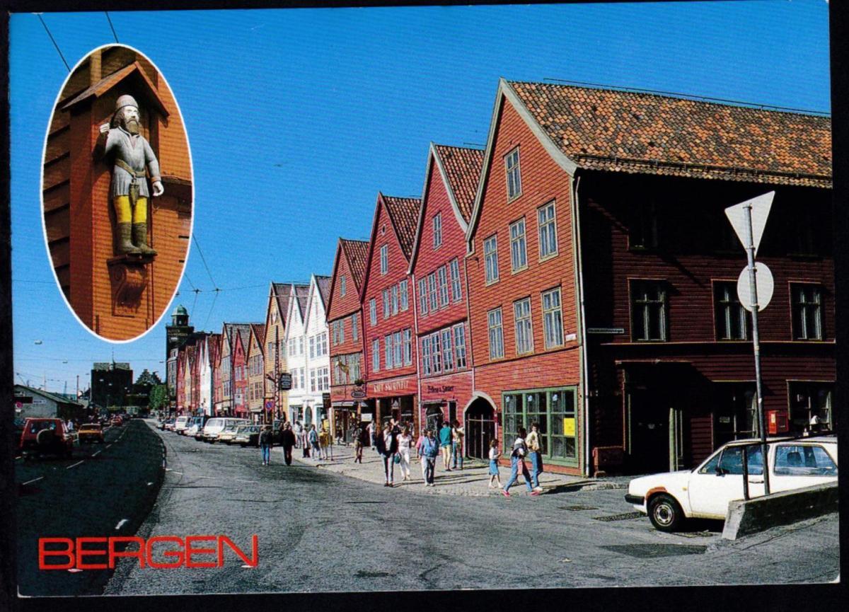 K1 ESBJERG-NORDCAP M.S. WINSTON CHURCHILL 30 AUG. 1992 auf CAK 1