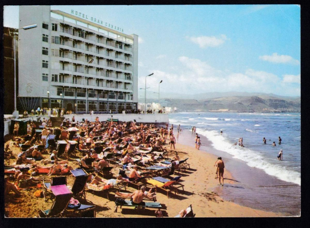 URSS MS ALEXANDR PUSHKIN POSTED FROM HIGH SEAS 1 SEP 1982 auf CAK (Gran Canaria) 1