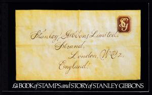 Book of Stamps and Story of Stanley Gibbons