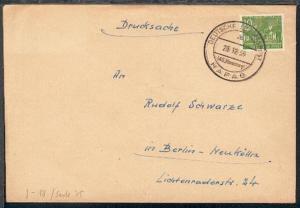 DSP HAPAG a MS Hamburg 29.12.55 auf Bf., Bf. Mittelbug
