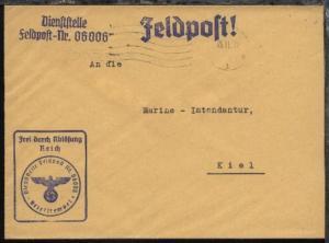 Maschinen-Halb-Stpl. 15.11.39 + Dienststellen-L2 + BfSt. 06006