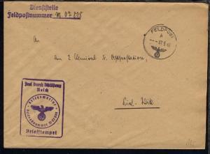 FP b 07.5.40 + Dienststellen-L2 + BfSt. M 07808 (1. Räumboots-Flottille)