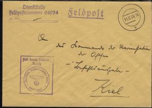 Tarn-Stpl. 31.12.39 + Dienststellen-L3 + BfSt. 04954 (16. Minensuch-Flottille)