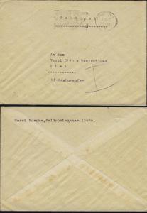 Maschinen-Stpl. Stettin 3.11.39 auf FP-Bf., Abs.-Ang. 13480