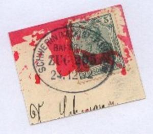 SCHWERIN (MECKLB.)-PARCHIM ZUG 295 24.12.12 auf Bf.-Stück