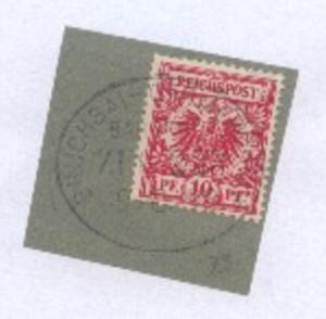 BRUCHSAL-GERMERSHEIM ZUG 223 9.8.98 auf Bf.-Stück