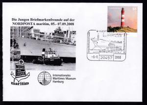 HAMBURG 20457 Junge Briefmarkenfreunde Landesring Hamburg e.V.